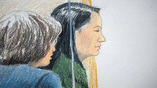 Huawei: Kautionsverhandlung vertagt