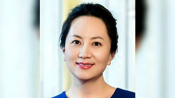 Peking a Huawei igazgatójának szabadon bocsátását követeli