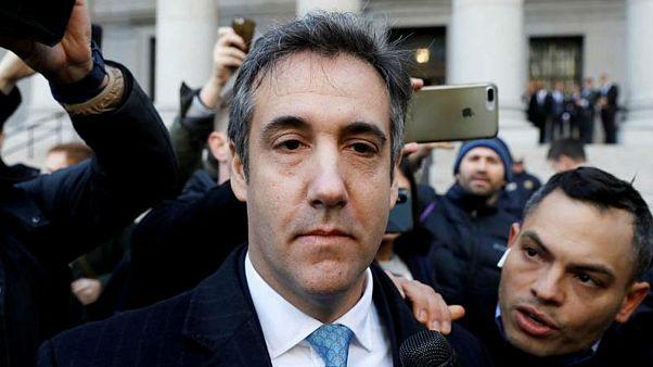 La Fiscalía de Nueva York pide prisión para Michael Cohen, exabogado de Trump