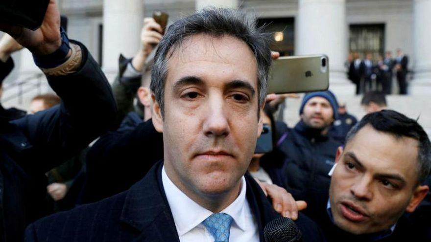 Michael Cohen colabora com a investigação de Mueller