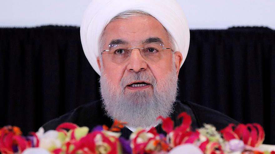 Ruhani: ABD'nin İran'a yaptırımları ekonomik terörizmdir