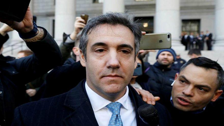 الادعاء يطالب بسجن كوهين محامي ترامب السابق