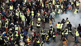 Verschwörungstheorie der Gelben Westen: Angriff von Straßburg inszeniert?