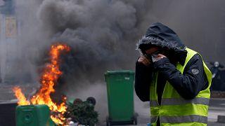 125.000 bei Protesten - am Montag ein Mea Culpa von Macron?