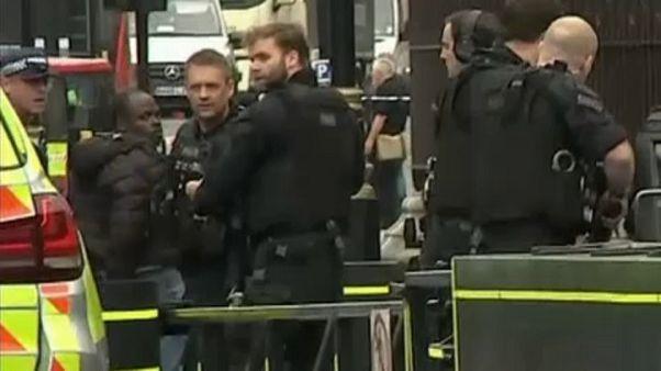 London-Attentat: Anti-Terror-Einheit ermittelt gegen den unbekannten Täter