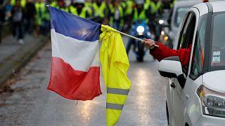 Παρίσι: Νέα επεισόδια στις διαδηλώσεις των Κίτρινων Γιλέκων