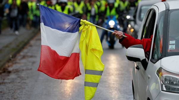 'I don't have enough money to feed myself:' Gilets Jaunes on why they joined the movement