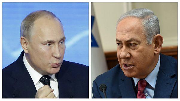 مکالمه تلفنی نتانیاهو با پوتین درباره عملیات علیه حزب الله لبنان