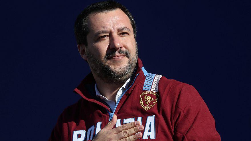 "Salvini: ""Europa degli zerovirgola destinata a fallire"""