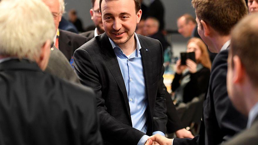 Mini-Merz, Paul Ziemiak (33) - das schreibt die Presse