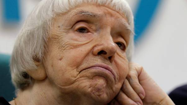 Russian human rights champion Lyudmila Alexeyeva dies