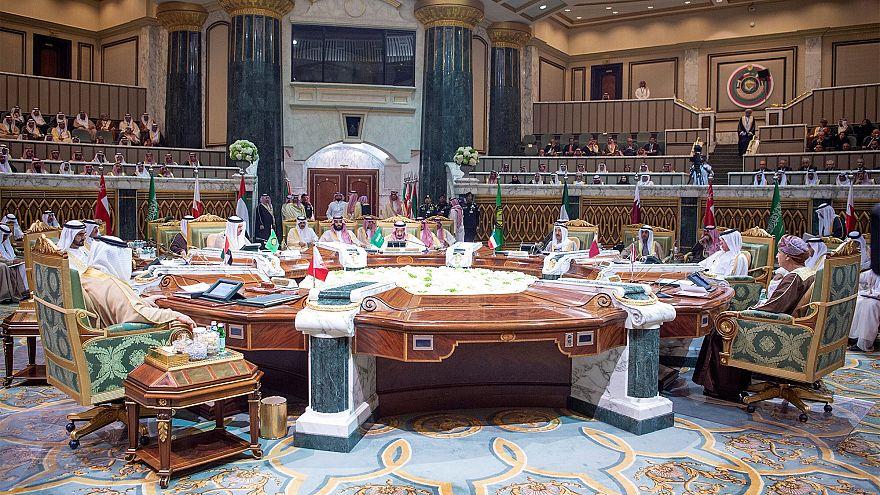 Bandar Algaloud/Courtesy of Saudi Royal Court