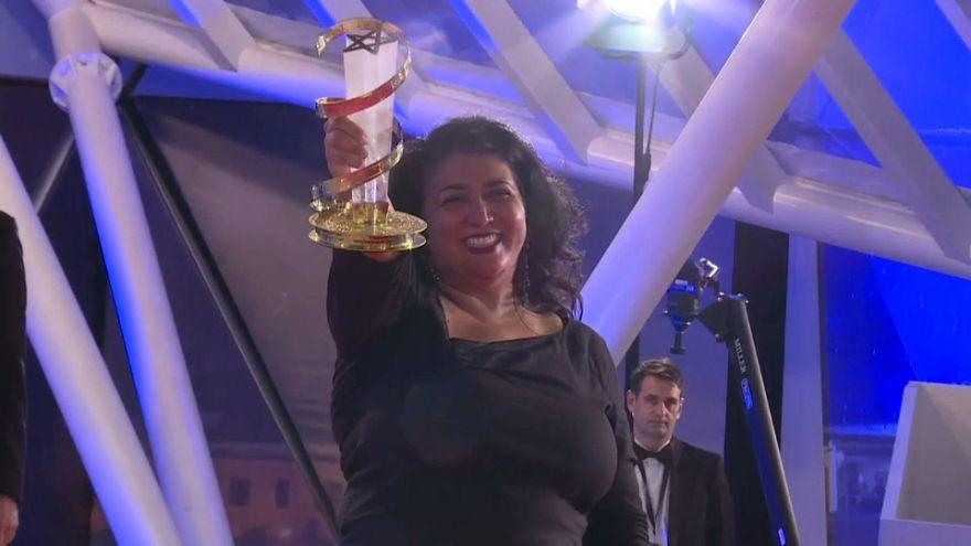 فيلم (جوي) يفوز بالنجمة الذهبية للمهرجان الدولي للفيلم بمراكش