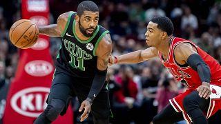 NBA'de Boston Celtics'ten Chicago Bulls'a tarihi hezimet: 133-77
