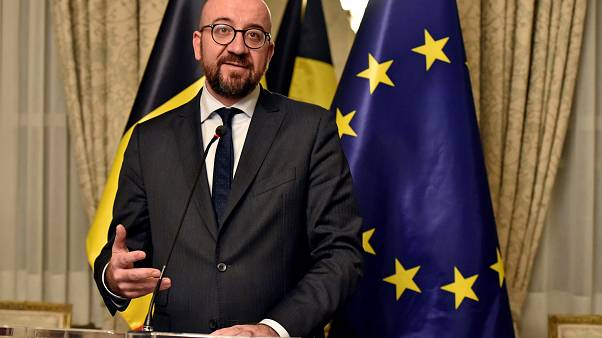Belgian prime minister forms minority government after biggest party in coalition quits