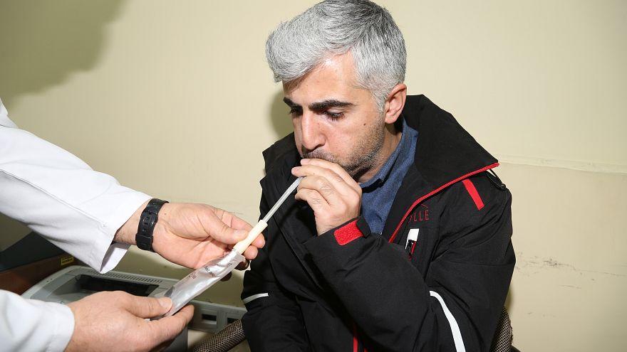 Mide ve bağırsak kanserine yol açabilen enfeksiyona Erzurum'da nefes testi ile hızlı çözüm