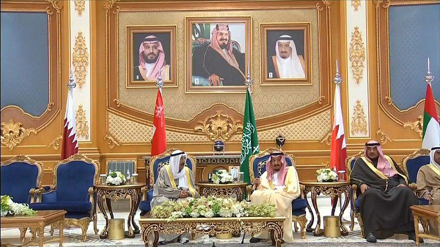 Körfez İşbirliği Konseyi Zirvesi'nde Katar gerginliği