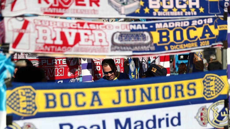 Madrid en mode Superclásico