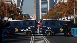 Festung Madrid: Anspannung vor 2. Copa-Finale