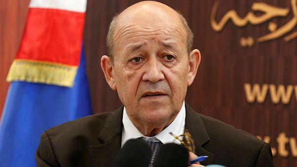 وزیر خارجه فرانسه: آقای ترامپ در امور داخلی ما دخالت نکنید