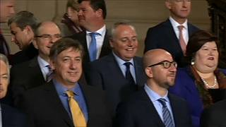 Belgian coalition government loses majority as N-VA partners walk out