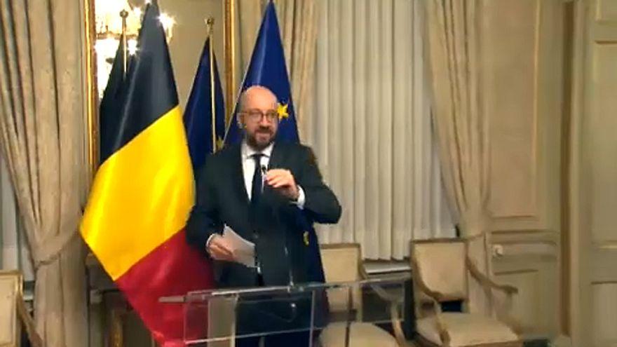 Kisebbségi kormányzás lesz Belgiumban a májusi választásokig