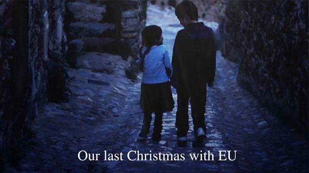 El Brexit también tiene villancico