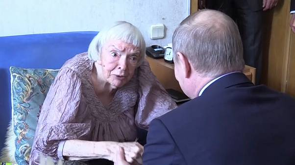 Russland trauert um Menschenrechtlerin Alexejewa