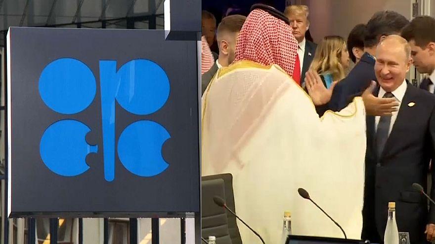 """Russland und Saudi-Arabien  – die """"neue OPEC"""""""