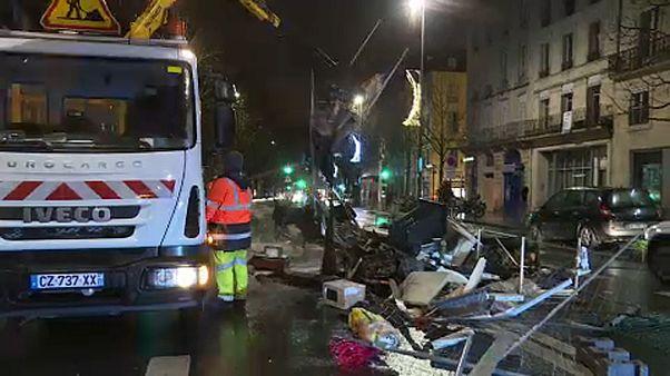 Paris: Über 4 Mio Sachschaden durch Gelbwesten-Demos