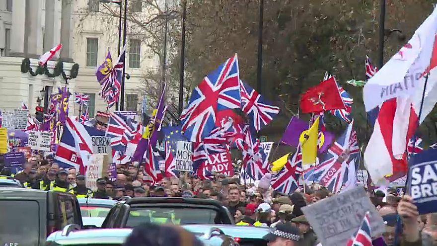 Unbeliebter Brexit-Deal