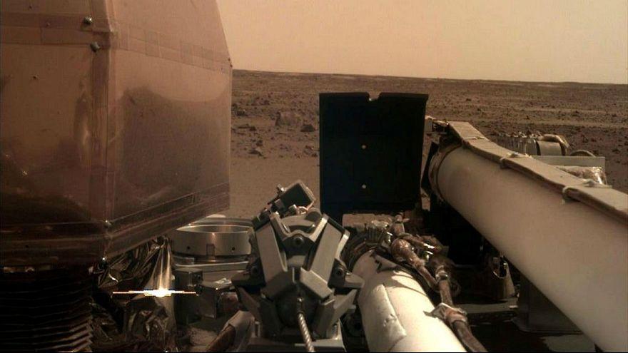 مخابره اولین صدای ماورائی به زمین؛ بادهای مریخ چه صدایی میدهند؟
