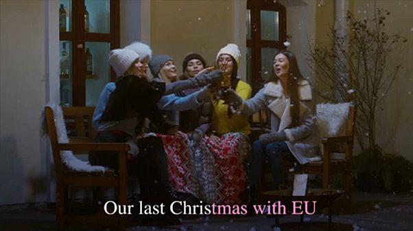 Karácsonyi dal a brexitről