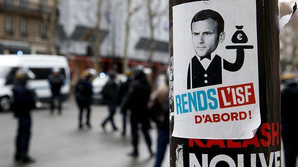 Macron redet um 20 Uhr - doch wie konmt er aus der Krise?