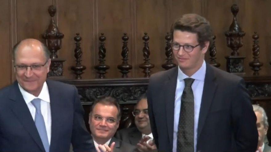 Ricardo Salles é o novo ministro do Ambiente brasileiro