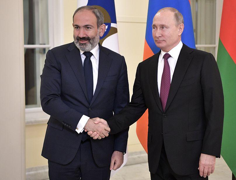 Sputnik/Alexei Nikolsky/Kremlin via REUTERS