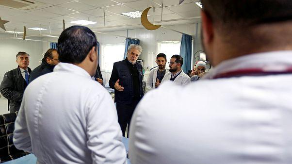 Το euronews σε καταυλισμό προσφύγων στην Ιορδανία