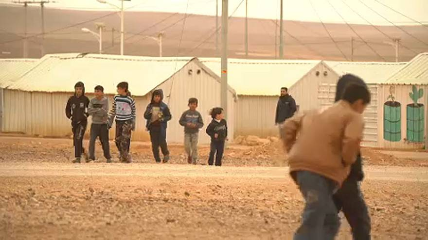 Fél hazatérni a szíriai menekültek többsége