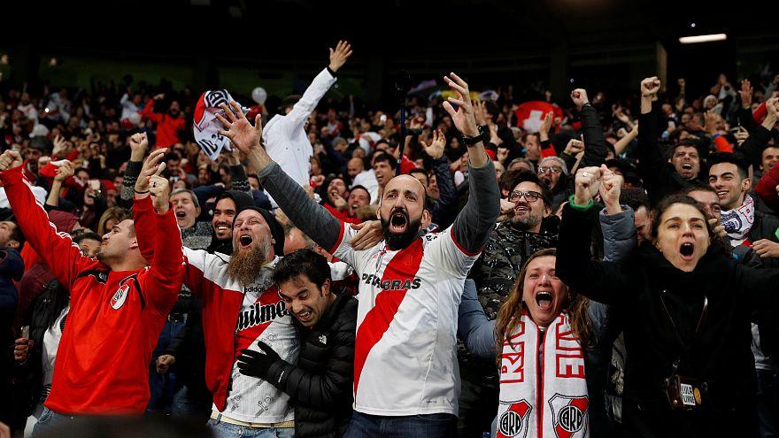 Az argentin River Plate nyerte a Libertadores Kupát