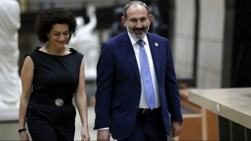 ائتلاف نخست وزیر موقت ارمنستان پیروز انتخابات پارلمانی شد