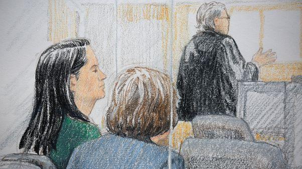 Kanada: Huawei CFO'su kefalet için yeniden hakim karşısına çıkıyor