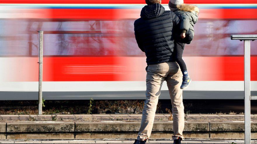 Bahnstreik in Deutschland: Fernverkehr bundesweit eingestellt