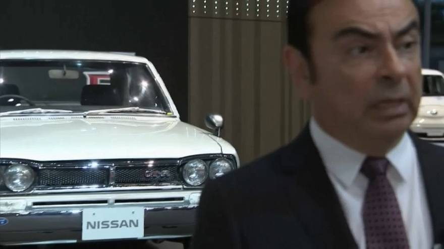 Ex-CEO Carlos Ghosn e Nissan formalmente acusados