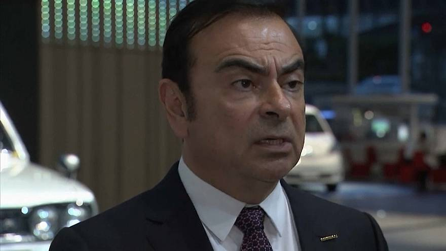"""نيابة اليابان توقف """"غصن"""" مجدداً....أخفى من دخله 44 مليون دولار فقط!"""
