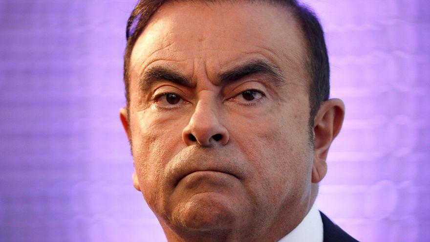 Σκάνδαλο Nissan: Απαγγέλθηκαν κατηγορίες στον Γκον και στην εταιρεία