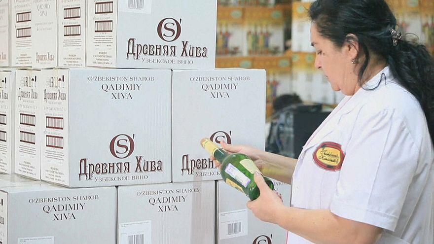 Usbekistan auf dem Weg zur Weinnation