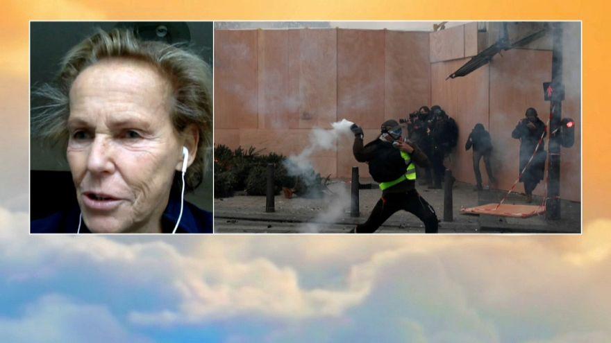 Gilets jaunes : Macron attendu en France et sur la scène européenne