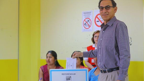 Referéndum en Perú: respaldo masivo a las reformas constitucionales contra la corrupción