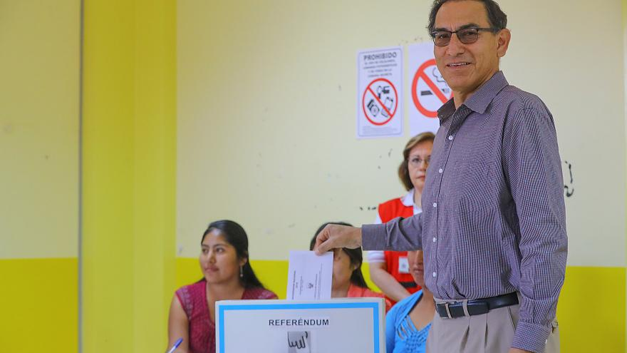 Una nueva polémica sobre el caso Odebrecht obliga al presidente a regresar apresuradamente