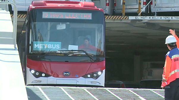 Chile setzt auf E-Busse aus China